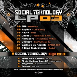 Social Teknology LP 03 (Digital)
