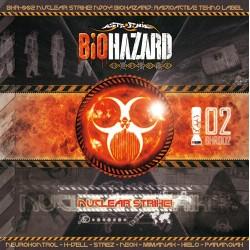 BioHaZarD 02 (Printed Sleeve)