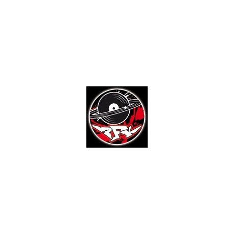 Badge 25mm AFK Vinyl Zone 05