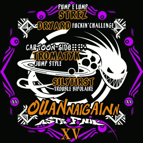 Ouanaigaine 15 (Printed Sleeve)