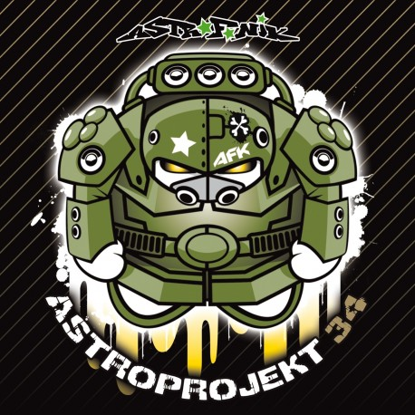 AstroProjekt 34 (Printed Sleeve)