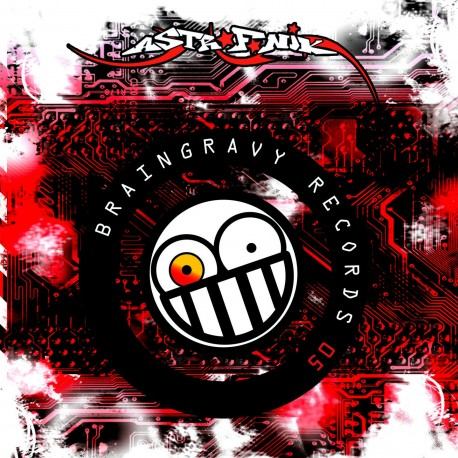 BrainGravy 05 (Printed Sleeve)