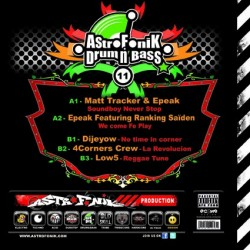 AstroFoniK Drum N Bass 11