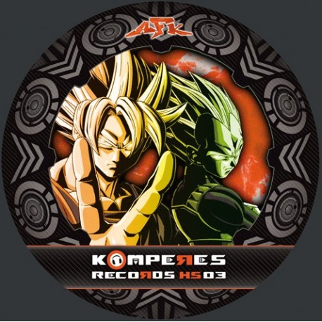 Komperes Records Hors Serie 03 (Printed Sleeve)