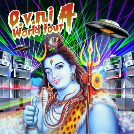 OVNI Records 04 (CD)