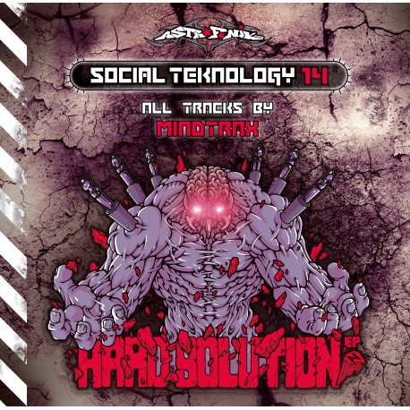 Social Teknology 14 (Printed Sleeve)