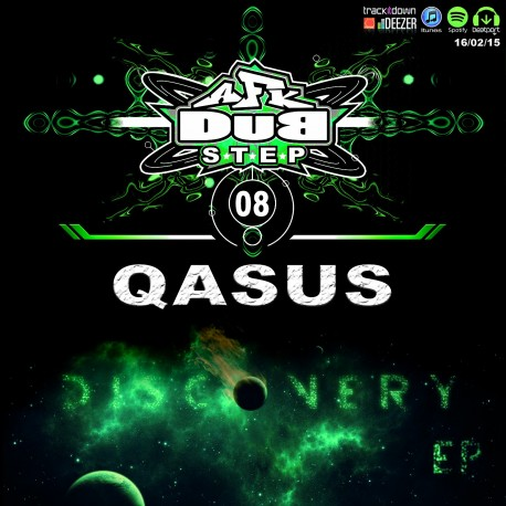 AstroFoniK Dubstep 08 (Digital EP)