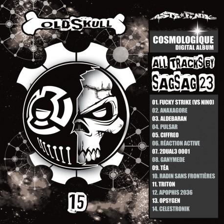 Old Skull 15 (Digital Album)