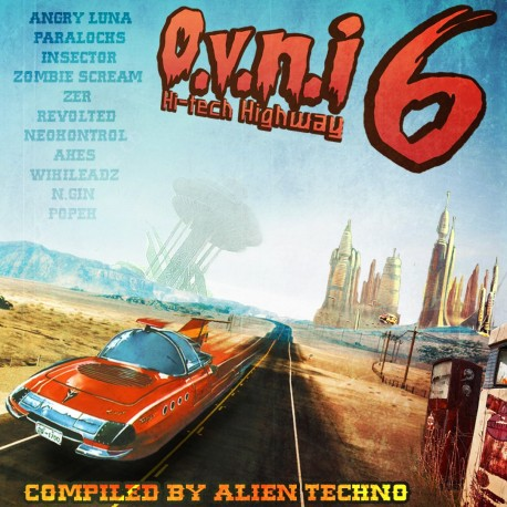 OVNI Records 06 (CD Album)