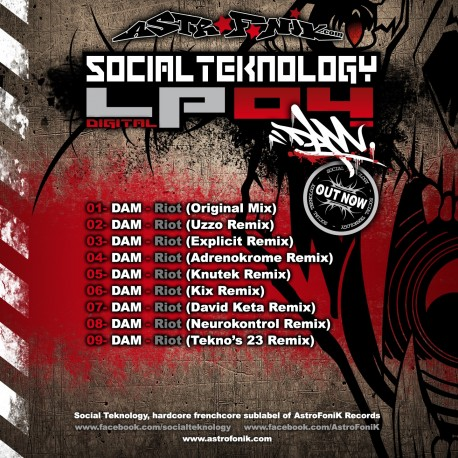 Social Teknology LP 04 (Digital)