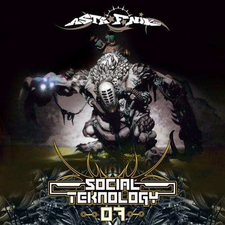 Social Teknology 07 (Printed Sleeve)