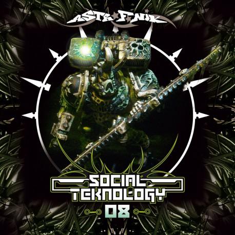 Social Teknology 08 (Printed Sleeve)