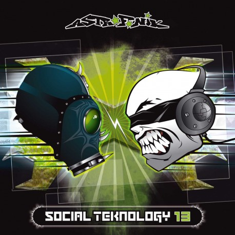 Social Teknology 13 (Printed Sleeve)