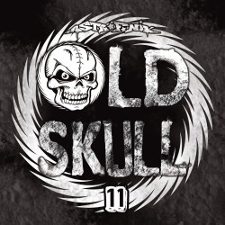 Old Skull 11 (Printed Sleeve)