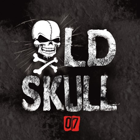 Old Skull 07