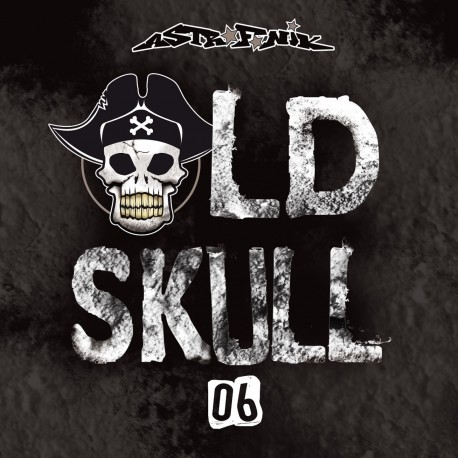 Old Skull 06