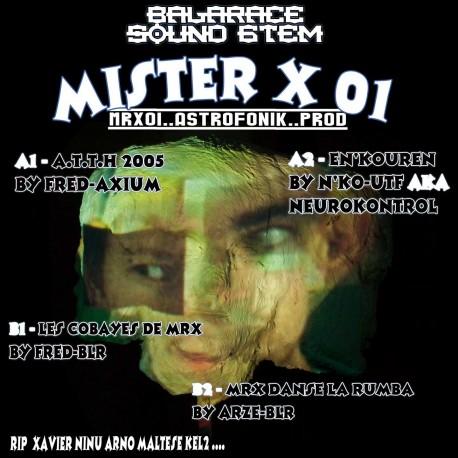Mister X 01