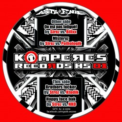 Komperes Records Hors Serie 01