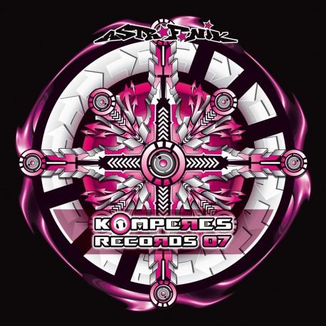 Komperes Records 07 (Printed Sleeve)