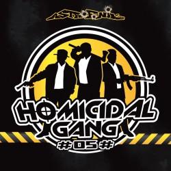 Homicidal Gang 05 (Printed Sleeve)