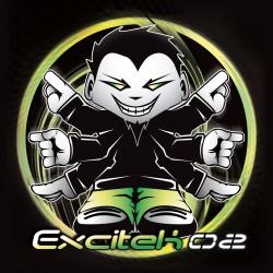 Excitek 02 (Printed Sleeve)