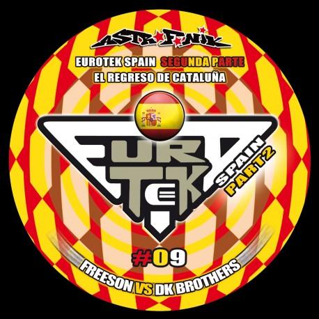 EuroTek 09 (Printed Sleeve)