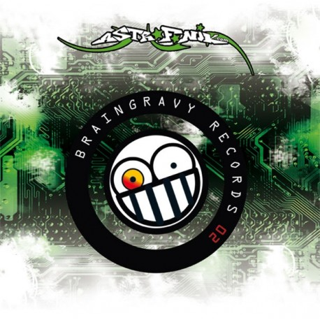 BrainGravy 02 (Printed Sleeve)