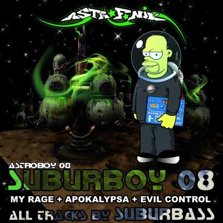 AstroBoy 08 (Green)