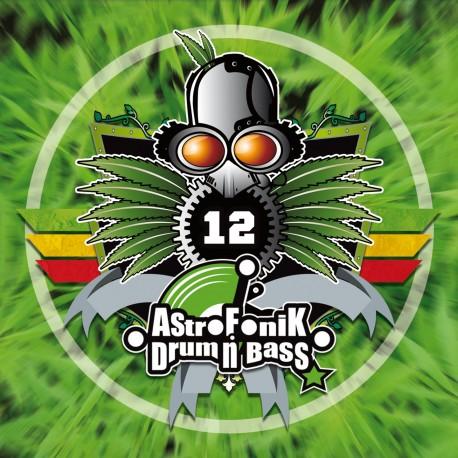 AstroFoniK Drum N Bass 12 (Printed Sleeve)