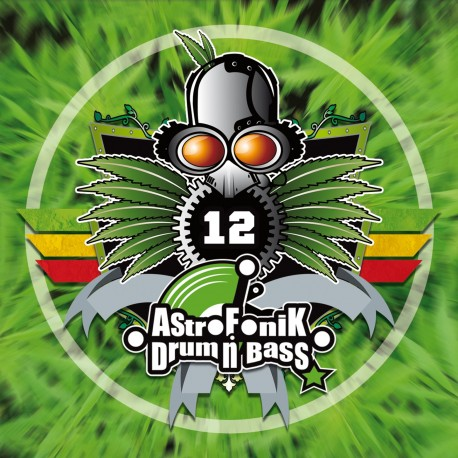 AstroFoniK Drum N Bass 12