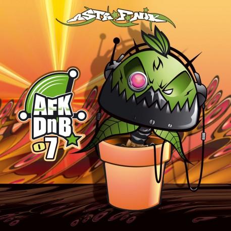 AstroFoniK Drum N Bass 07 (Printed Sleeve)