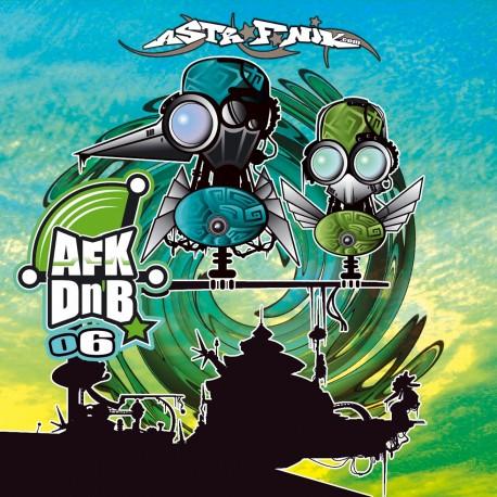 AstroFoniK Drum N Bass 06 (Printed Sleeve)