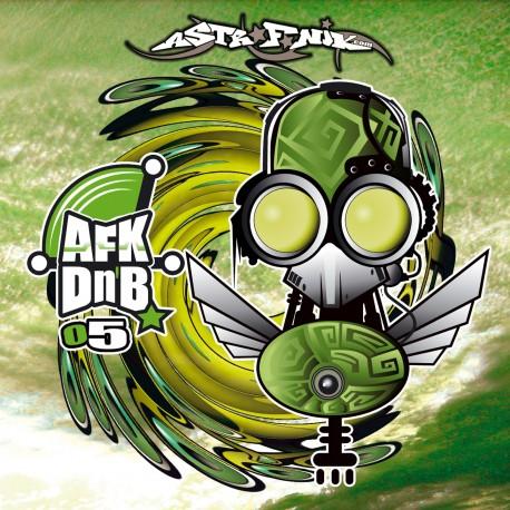 AstroFoniK Drum N Bass 05 (Printed Sleeve)