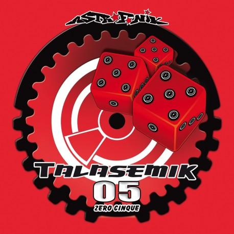 Talasemik 05 (Printed Sleeve)