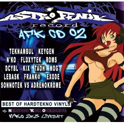 AstroFoniK Best Of 02 (CD)