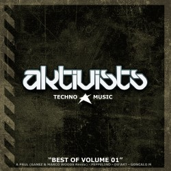 AKTiVisTs Best Of Vol.01 (Printed Sleeve)