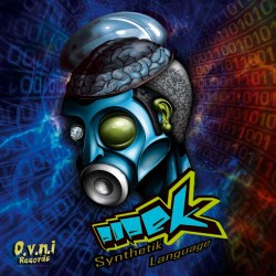 Synthetik Language by POPEK (CD Album)