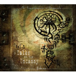Tales Of The Uncanny by NIBANA (CD Album)