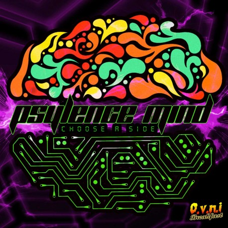 Choose A Side by PSYLENCE MIND (CD Ep)