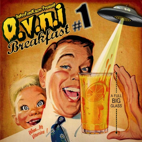 OVNI Breakfast 01 (CD Album)