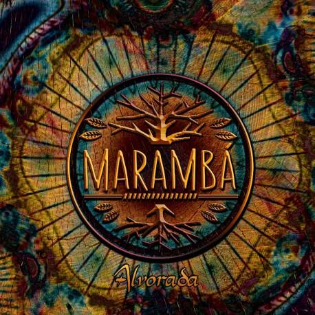 Alvorada by MARAMBA (CD Album)