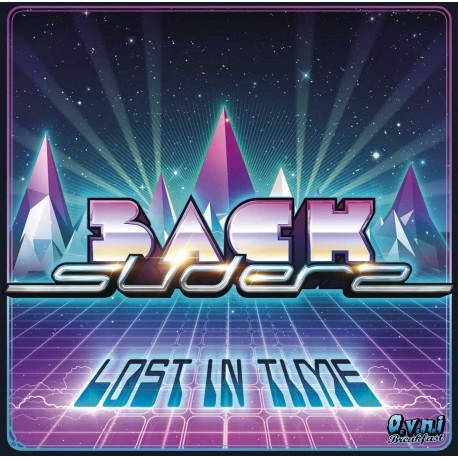 Lost In Time by Back by BACKSLIDERZ (CD Album)
