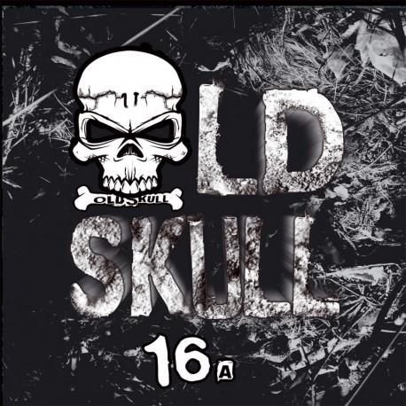 Old Skull 16 (Printed Sleeve)