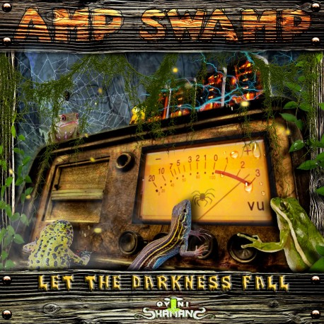Let the Darkness Fall by AMP SWAMP (Digital EP)