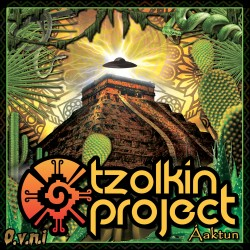 Áaktun by TZOLKIN PROJECT (Digital EP)
