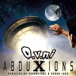 OVNI X AbduXionS (CD Album)