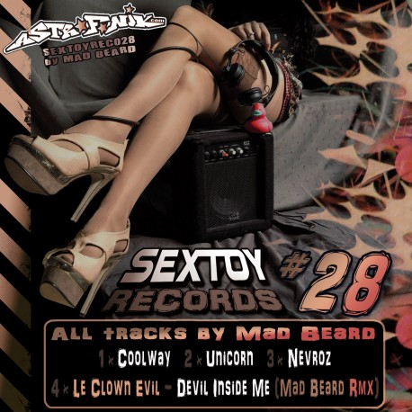 SeXToy Records 28 (Digital)
