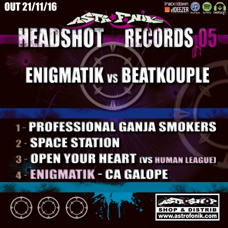 Headshot Records 05 (Digital)