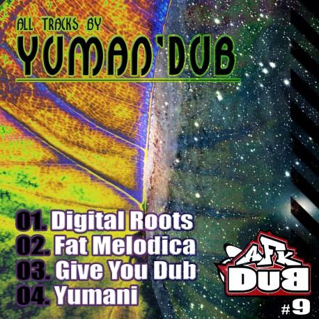 AstroFoniK Dubstep 09 (Digitální EP)