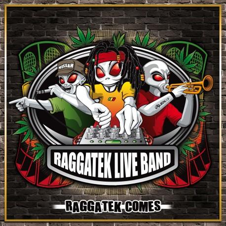Raggatek La Banda En Vivo (Raggatek Viene)